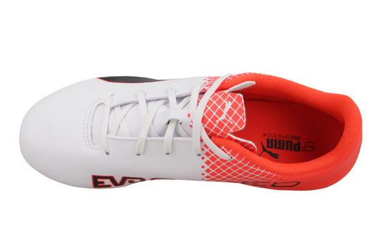 Бутсы PUMA EVOSPEED TRICKS JUNIOR 5.5 FG 103629 03