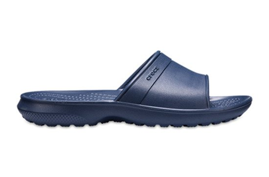 Crocs Classic Slide Kids 204981 NAVY