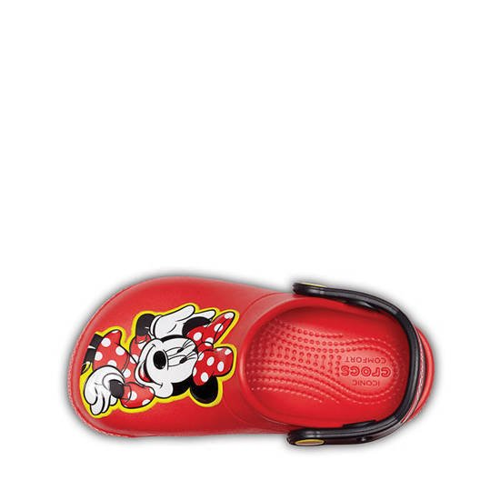 Crocs Fun Lab Minnie Clog 204995 FLAME