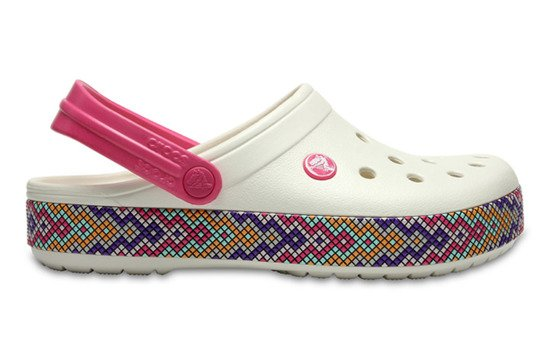 Crocs Crocband Gallery Clog 205166 OYSTER